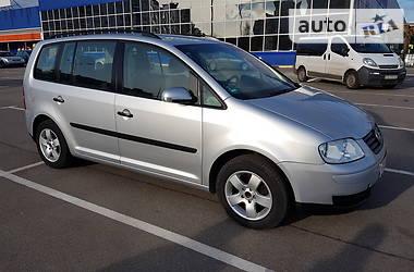Volkswagen Touran 2005 в Чернигове
