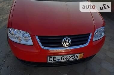 Volkswagen Touran 2003 в Ахтырке