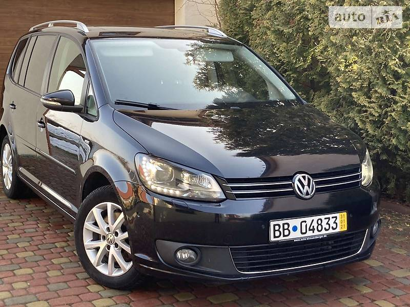 Volkswagen Touran 2.0 TDI MATCH 7mest