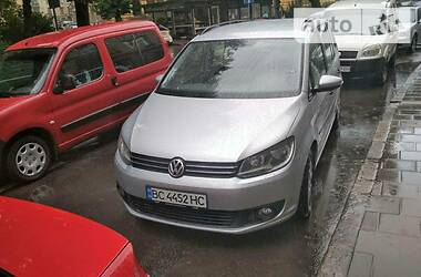 Volkswagen Touran 2013 в Геническе