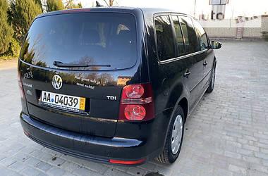 Volkswagen Touran 2009 в Самборі
