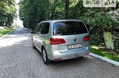 Минивэн Volkswagen Touran 2012 в Черновцах
