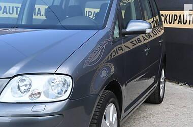 Минивэн Volkswagen Touran 2006 в Бердичеве
