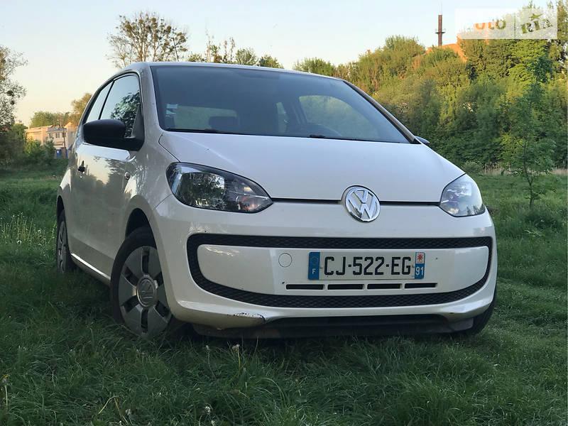 Volkswagen Up 2012 в Луцке