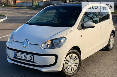 Volkswagen Up 2013 в Ровно