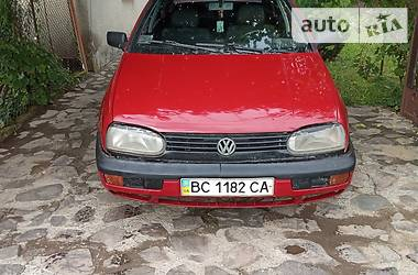 Седан Volkswagen Vento 1992 в Стрию