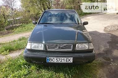 Volvo 460 1996 в Ивано-Франковске