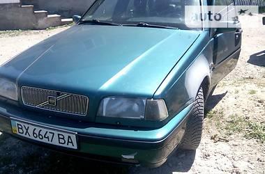 Volvo 460 1995 в Хмельницком