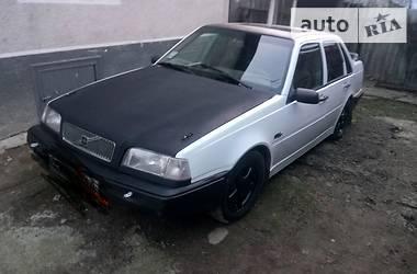 Седан Volvo 460 1990 в Долине