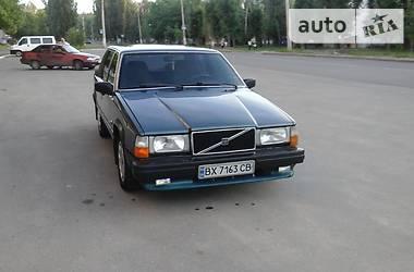 Volvo 740 1986 в Хмельницком