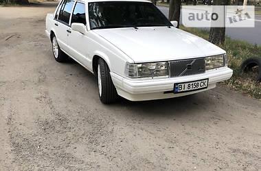 Volvo 740 1992 в Кременчуге