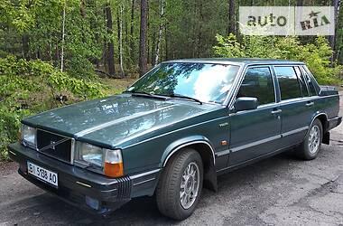 Volvo 760 1986 в Зенькове