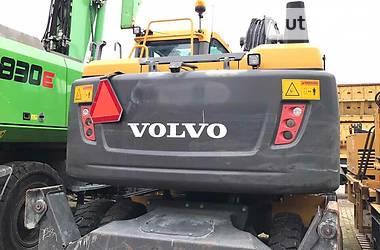 Volvo EW 2012 в Киеве