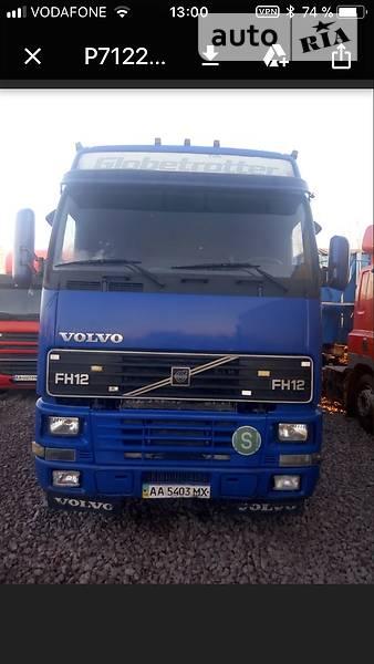 Volvo FH 12 2000 года