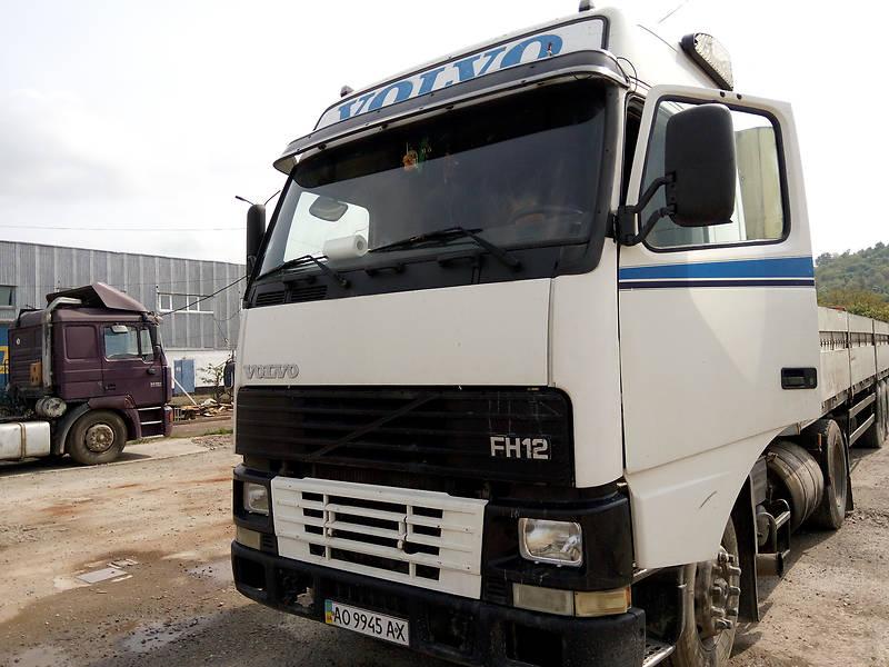 Volvo FH 12 1997 года