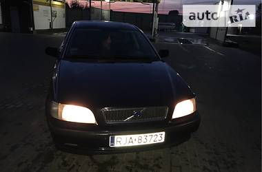 Volvo S40 2000 в Новояворовске