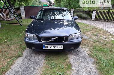 Седан Volvo S60 2002 в Яворове