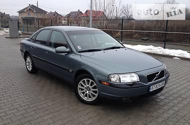 Volvo S80 2.9   2002