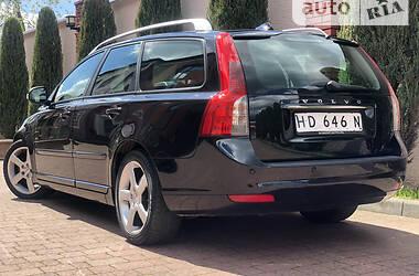 Универсал Volvo V50 2012 в Стрые