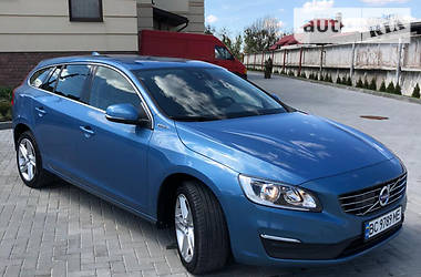 Универсал Volvo V60 2015 в Золочеве