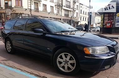 Volvo V70 2006 в Ивано-Франковске
