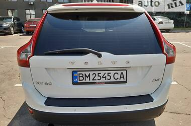 Внедорожник / Кроссовер Volvo XC60 2013 в Сумах