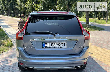Позашляховик / Кросовер Volvo XC60 2016 в Кропивницькому