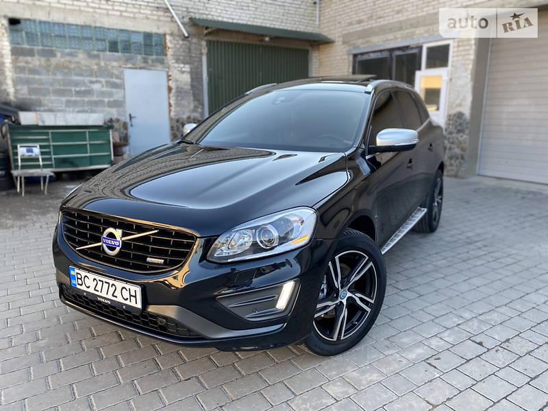 Внедорожник / Кроссовер Volvo XC60 2014 в Бродах