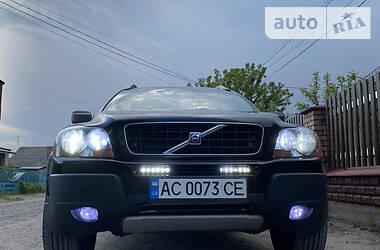 Volvo XC90 2003 в Луцке
