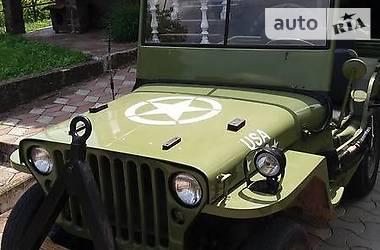 Willys MB 1943 в Снятине