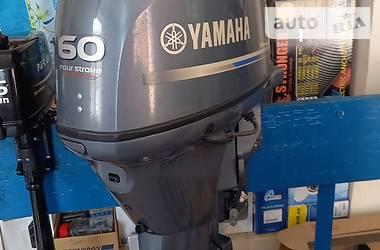 Човновий мотор Yamaha 60 2013 в Миколаєві