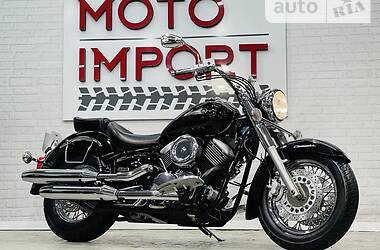 Мотоцикл Чоппер Yamaha Drag Star 1100 2008 в Одессе
