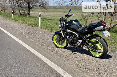 Мотоцикл Без обтекателей (Naked bike) Yamaha FZ6 N 2007 в Бердянске