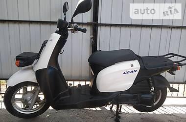 Yamaha Gear 4T 2016 в Прилуках