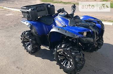 Yamaha Grizzly 700 FI 2009