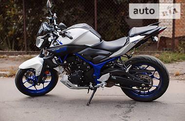 Мотоцикл Без обтікачів (Naked bike) Yamaha MT-03 2016 в Вінниці