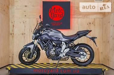 Yamaha MT-07 2015 в Днепре