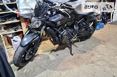 Yamaha MT-07 2018 в Борисполе