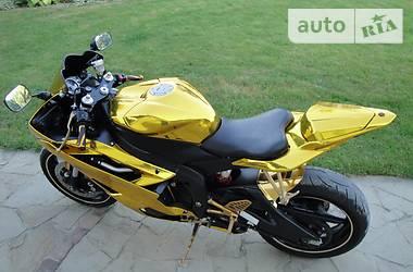 Yamaha R6 2009 в Тернополе