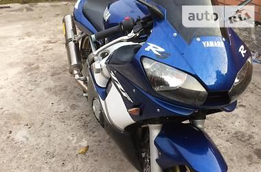 Yamaha R6 2001 в Виннице