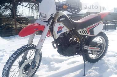 Yamaha TT-R tt350 1992
