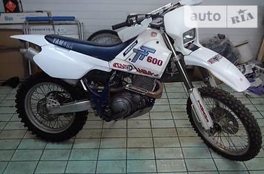 Мотоцикл Внедорожный (Enduro) Yamaha TTE 1998 в Львове