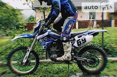 Yamaha WR 250F 2003 в Рахове