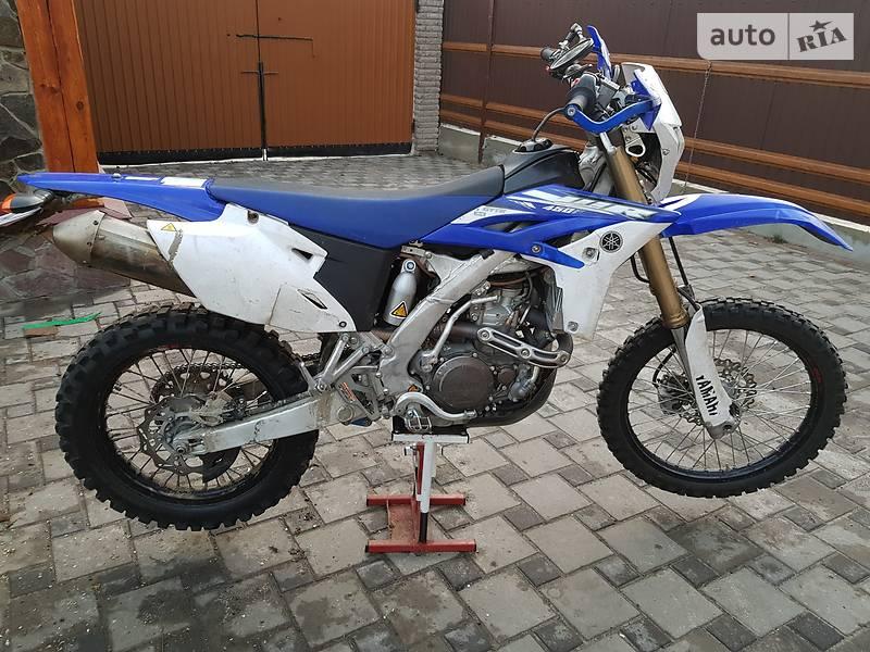 Yamaha WR 2014 в Каневе