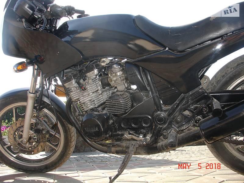 Yamaha XSR 2006 в Черновцах