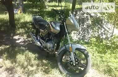Мотоцикл Классик Yamaha YBR 125 2004 в Каменском