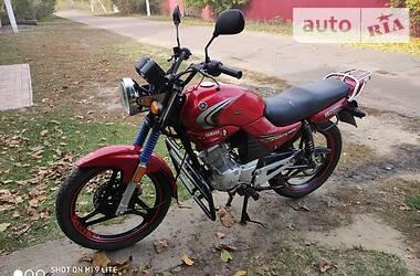 Yamaha YBR 125 2008 в Ахтырке