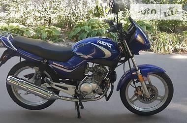 Мотоцикл Классик Yamaha YBR 125 2006 в Светловодске