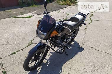 Мотоцикл Туризм Yamaha YBR 125 2014 в Вишгороді