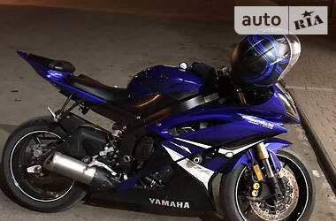 Yamaha YZF R6 2013 в Карловке